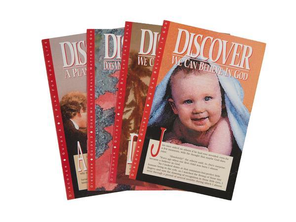 Discover Bible Studies