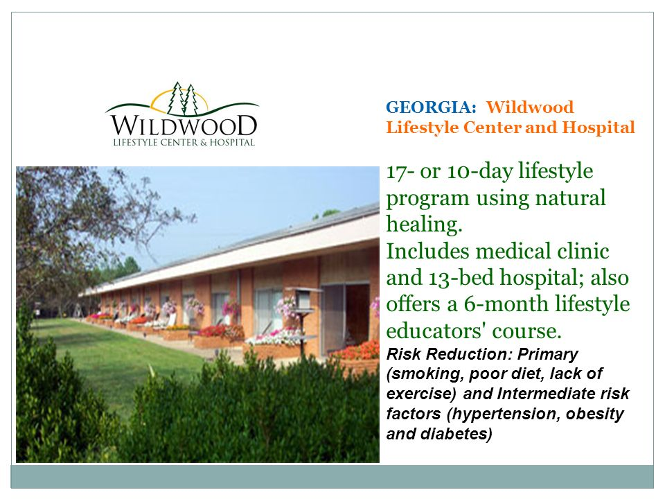 Wildwood Health Institute 4